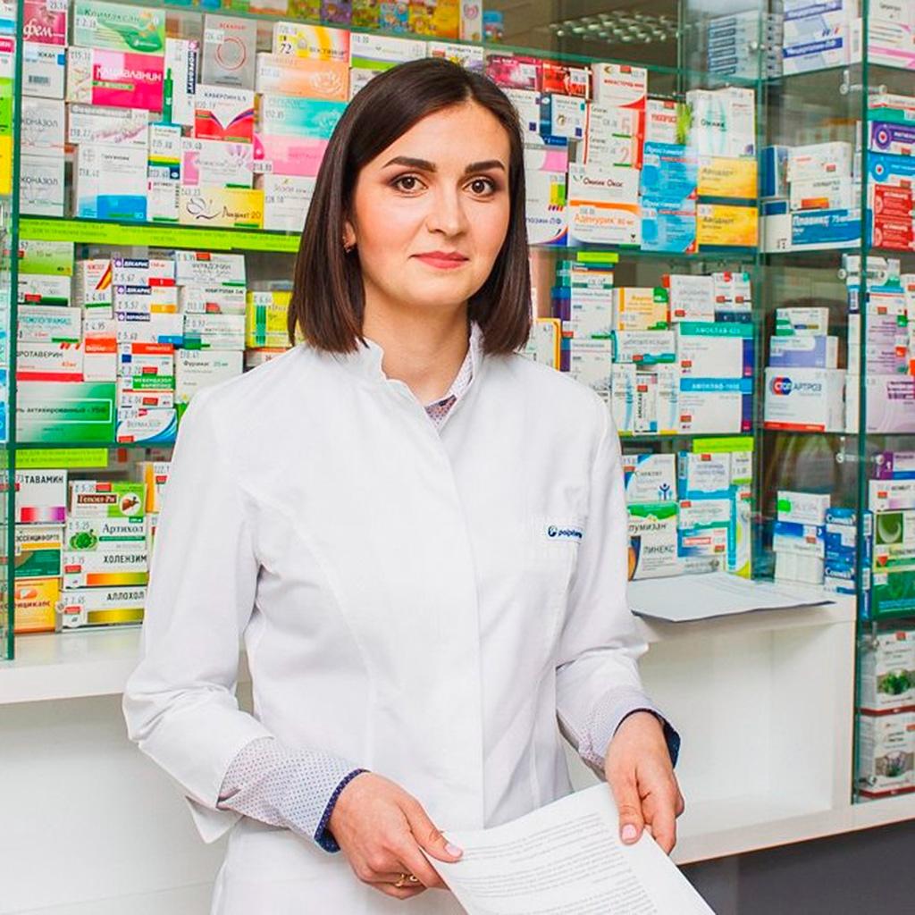 Кто работает в аптеке?